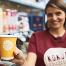 Luxury single origin hot chocolate - Kokoa Collection